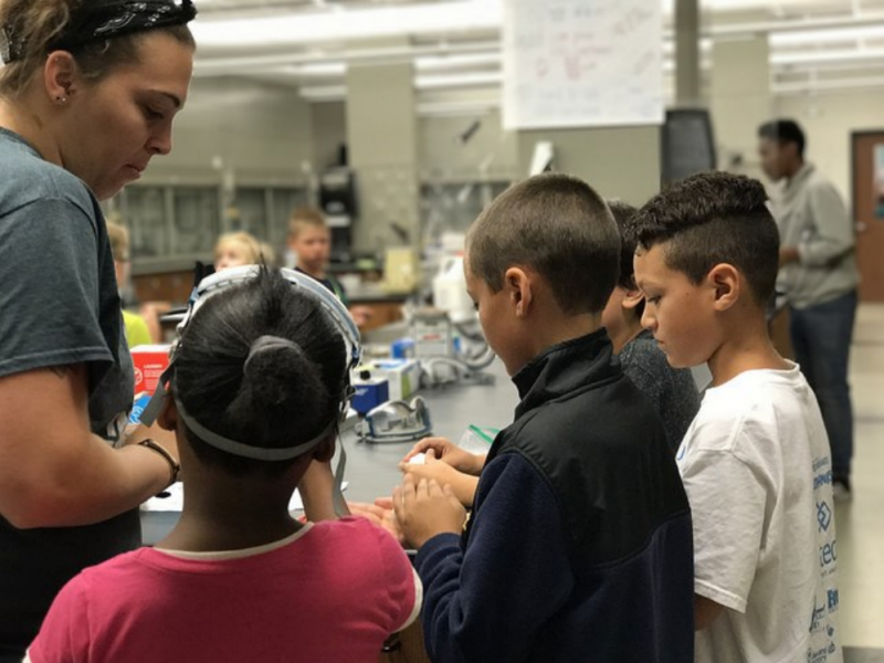 Partnership with Madison STEAM Academy