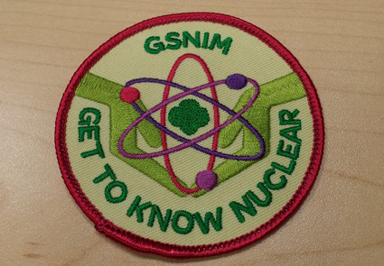 Girl Scout Badge: Get to Know Nuclear