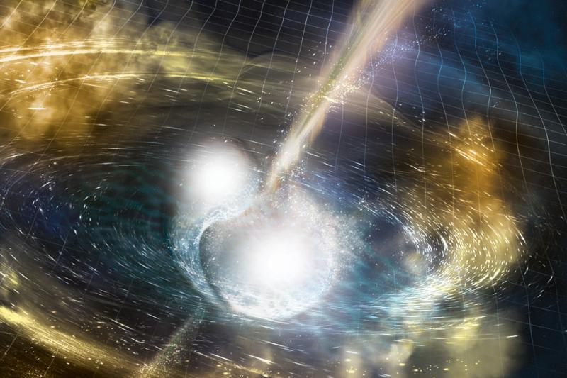Traces of Gold in Early Universe